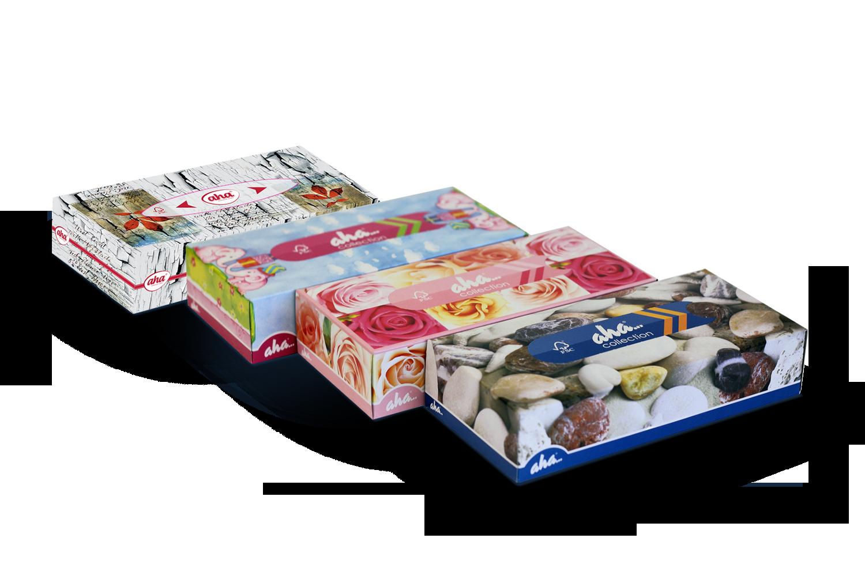 Chusteczki Kosmetyczne Decor Box Firma Hanke Tissue Sp Z O O
